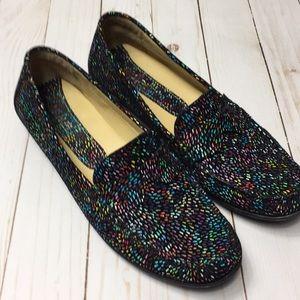 Vaneli leather loafers